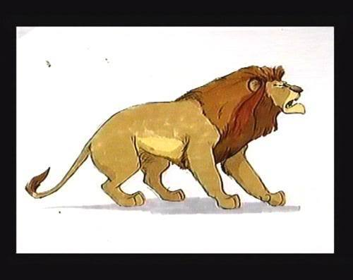 Lion king mheetu concept