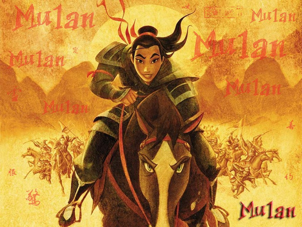 mulan mulan wallpaper 8882117 fanpop