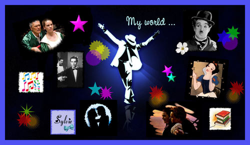 My magical world ...