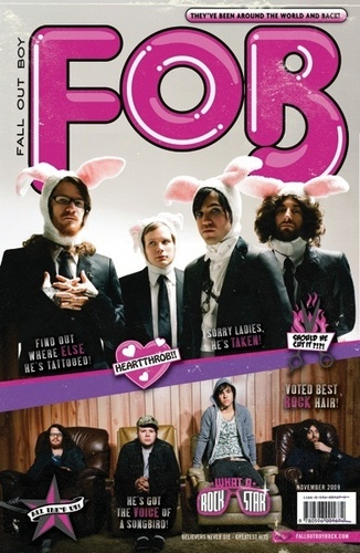 New FOB poster Greatest hits
