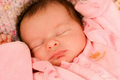 Newborn Girl  - babies photo
