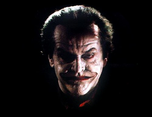 小丑 壁纸 called Nicholson's Joker