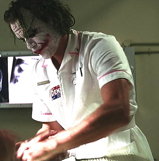 The Joker images Nurse Joker wallpaper photos (8887457)