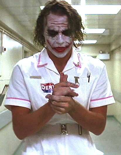 The Joker images Nurse Joker wallpaper and background ...