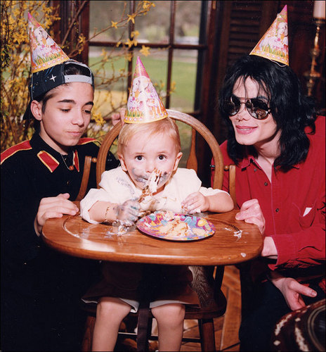 Omer, Michael, and Prince
