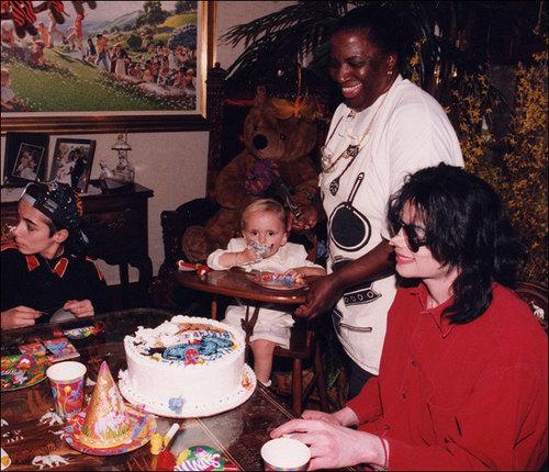 Omer, Michael, and Prince