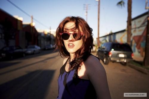Photoshoot: 2009 Nylon Outtakes