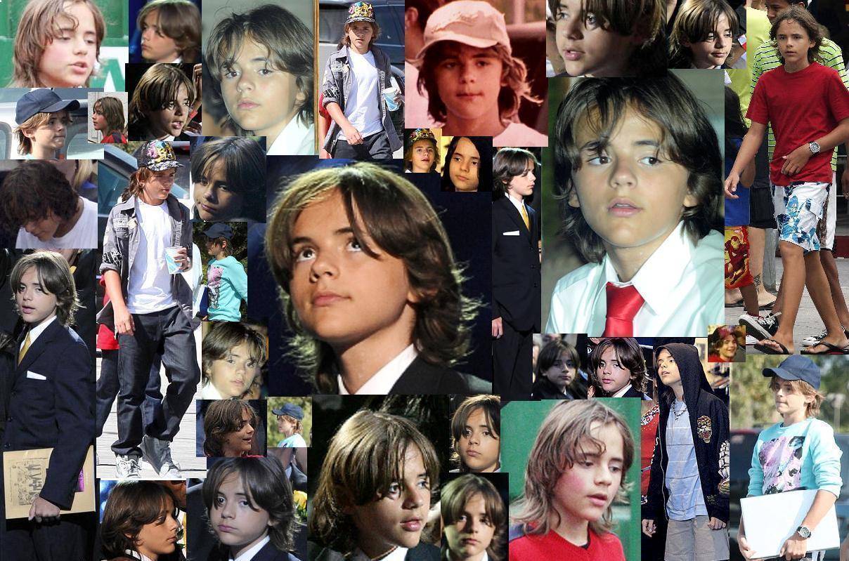 Prince Jackson Collage