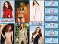 Redheaded Models Wallpaper