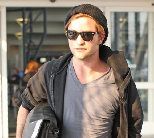 Rob -- airports