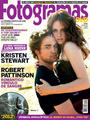 Rob and Kristen on the cover of 'Fotogramas' Magazine  - twilight-series photo