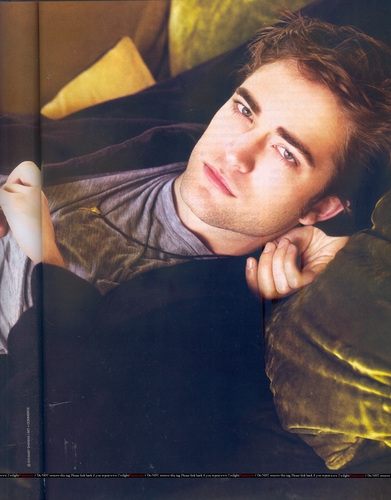 Robert Pattinson Vanity Fair