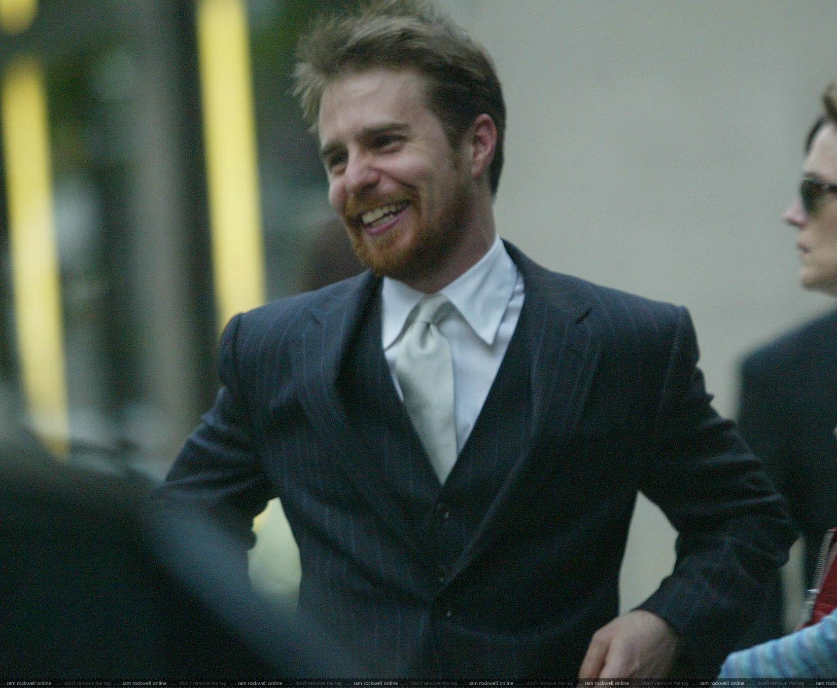 Sam Rockwell - Picture Hot
