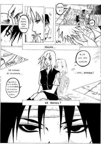 SasuSaku マンガ Fanfiction