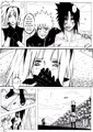 SasuSaku  Manga Fanfiction - sasusaku fan art