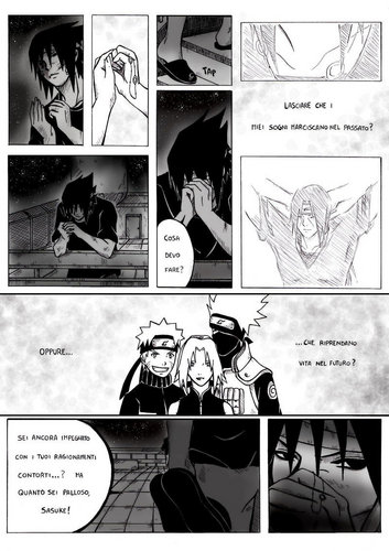 Sasuke Manga Fanfiction