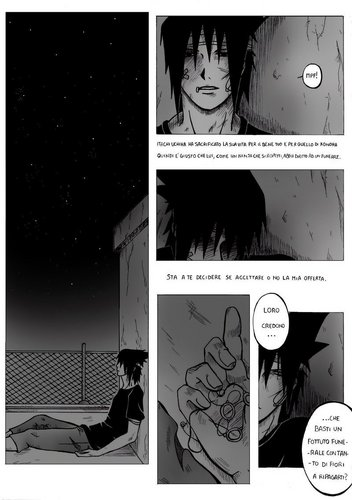 Sasuke マンガ Fanfiction