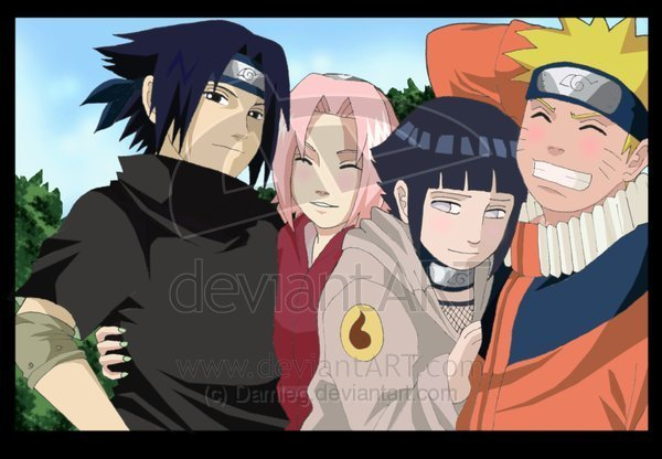 sakura dating naruto This places sakura in a bad mood, causing her to lash out first at naruto when he  suggests to konohamaru sarutobi that he and sakura are dating, and then at.