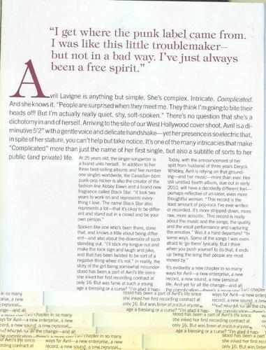 Savvy Magazine - November 2009