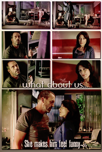 Huddy wallpaper entitled Season 6