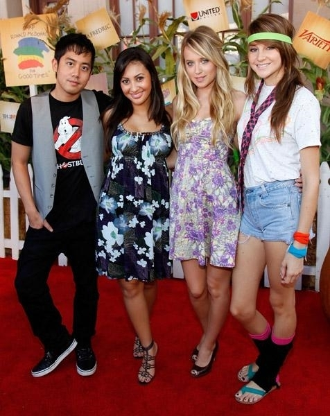cast american teen