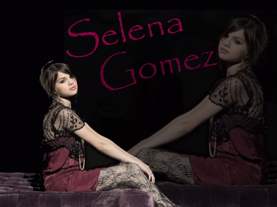 Selena Gomez has been on tour in Europe, promoting her album Kiss & Tell.