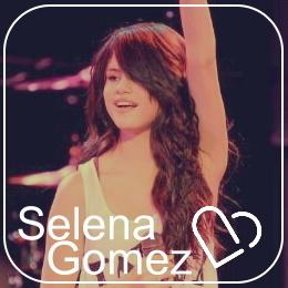 Selena Gomez アイコン