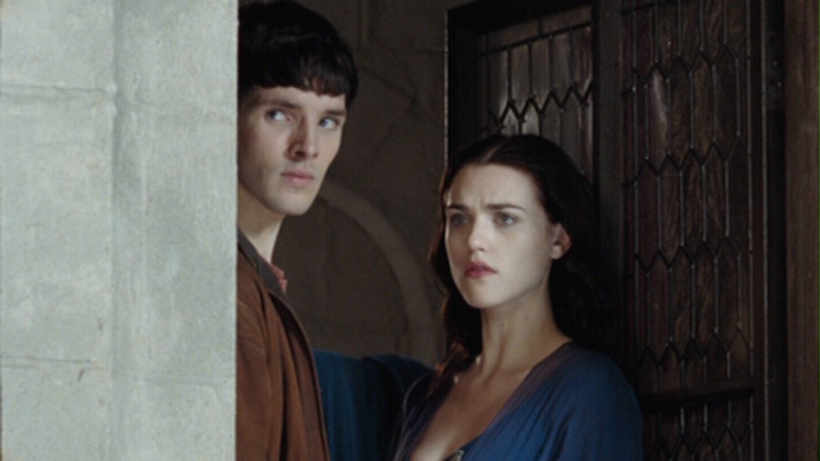 Merlin And Morgana Images Series 1 Morgana Merlin Hd