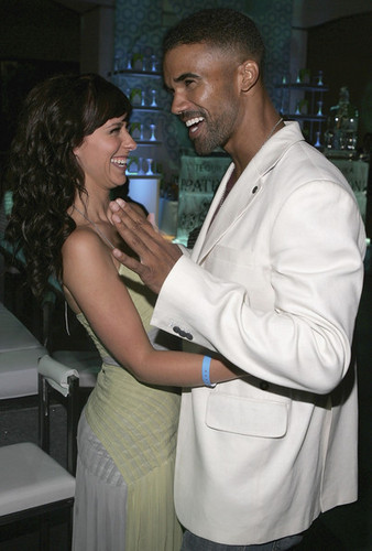 Shemar and Jennifer Love Hewitt