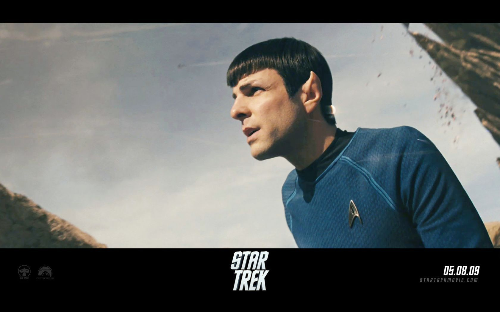 Spock From Zachary Quinto Zachary Quinto Wallpaper