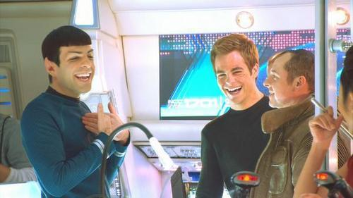 star, sterne Trek - Behind The Scenes