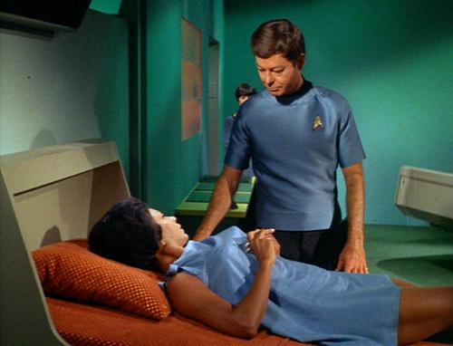 bintang Trek TOS ''The Tholian web''