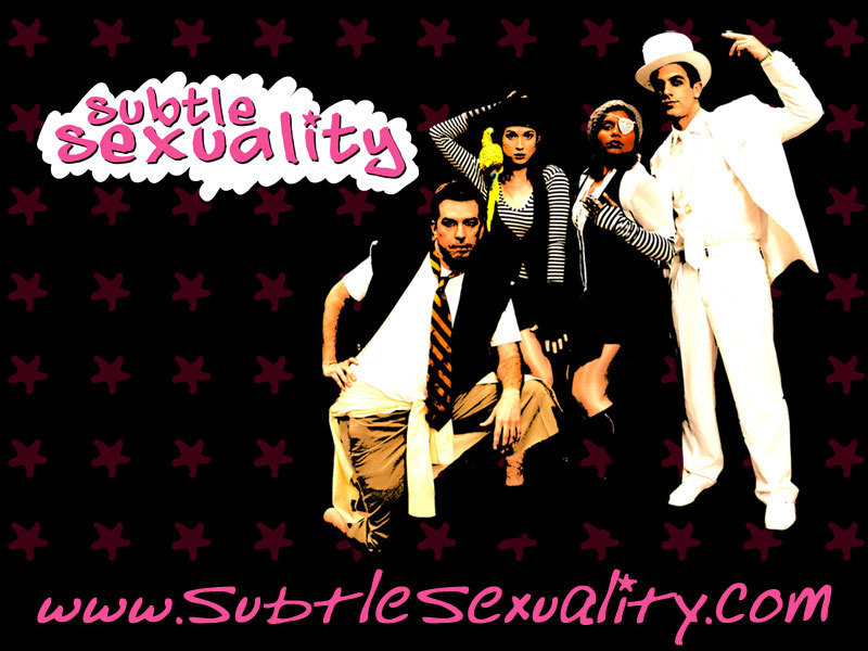 Subtle Sexuality Wallpapers