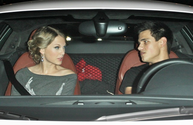 TAYLOR AND THE WHITE CAR: THE AUDI