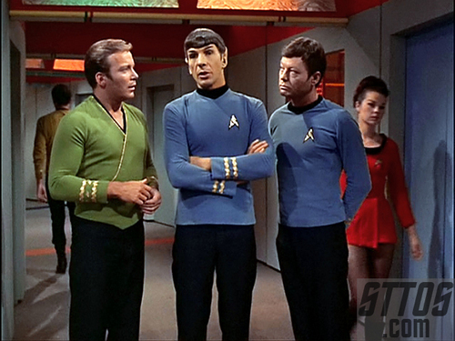 bintang trek series original wallpaper with a business suit and a well dressed person titled TOS