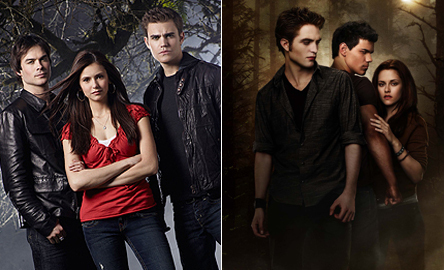 TWiLiGHT vs. VAMP Diaries