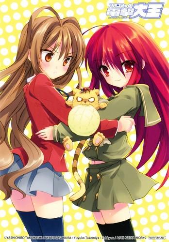Taiga and Shana