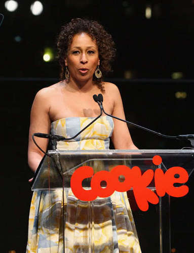 Tamara at Cookie Mag Awards