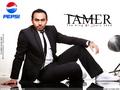 Tamer & pepsi - tamer-hosny wallpaper