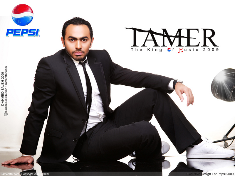 Tamer Hosny images Tamer & pepsi HD wallpaper and ... Simplicity Wallpaper
