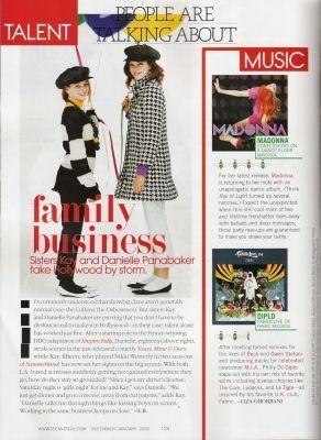 Teen Vogue - December 2005