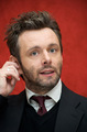 The Damned United press conference - michael-sheen photo