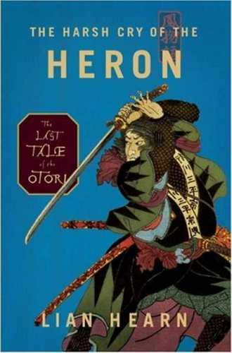 The Harsh Cry of the héron cover 4
