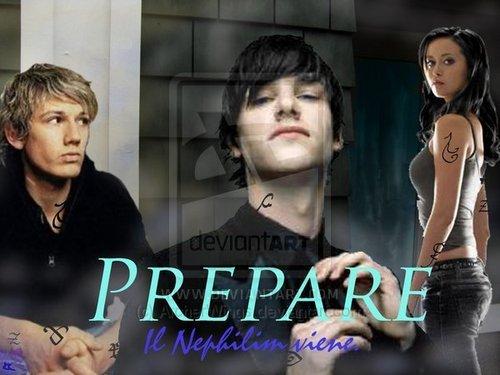 The Nephilim Come