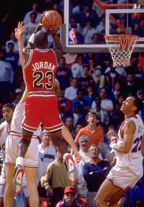The Shot vs. Cavaliers