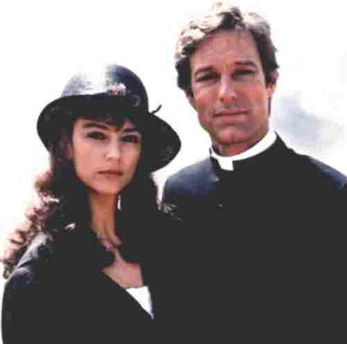 The Thorn Birds wallpaper containing a business suit and a well dressed person entitled The Thorn Birds