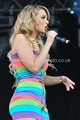 Tulisa at Wireless - tulisa-contostavlos photo