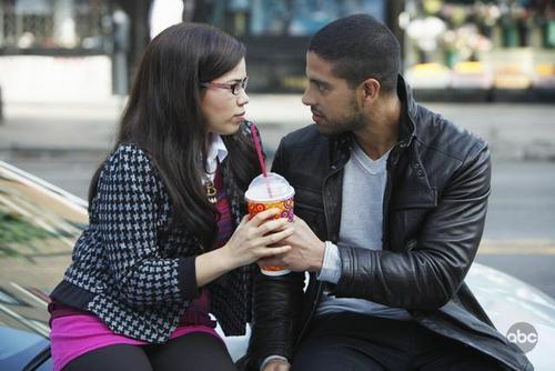 Ugly Betty - Episode 4.06 - Backseat Betty - Promotional 照片