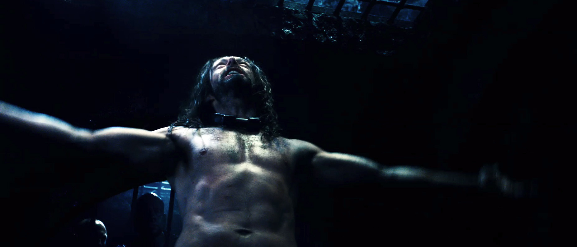 Underworld Rise of the Lycans screencaps - Michael Sheen