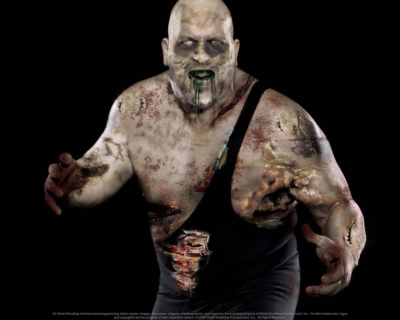 JeriShow WWE Zombies:The Big Show